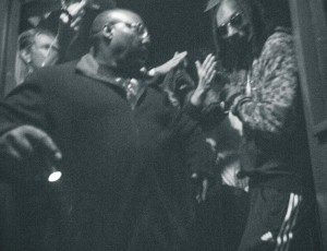 Snoop Dogg Partying at Timepiece Exeter