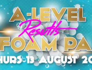 A-Level Results PARTY!!!