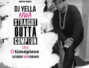 Straight Outta Timepiece – Hip Hop legend to come to Exeter