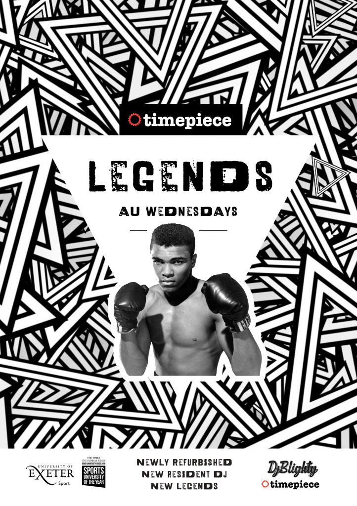 Legends Wed