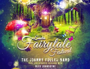 Easter line up announced, join us for the Fairy tale festival!