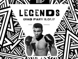 Legends | Grad Party Special with DJ FREEJAK 19.07