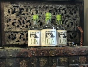 Limited edition Timepiece GIN now on sale