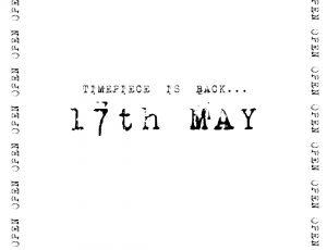 We're Back…